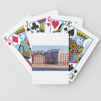 St.Petersburg State University Bicycle Playing Cards
