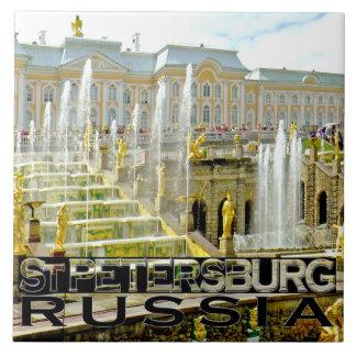 St Petersburg Tile