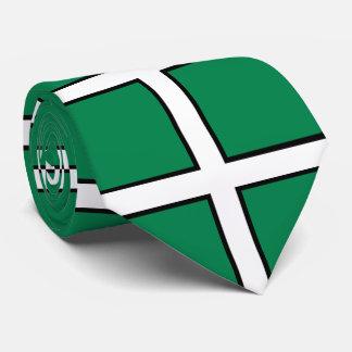 St. Petroc's flag / Flag of Devon Tie
