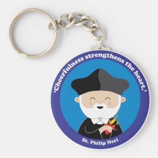 St. Philip Neri Keychain