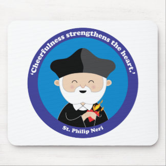 St. Philip Neri Mouse Pad