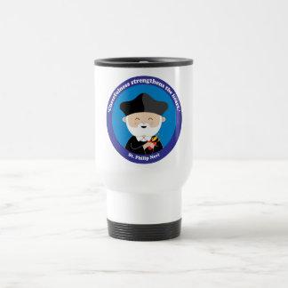 St. Philip Neri Travel Mug