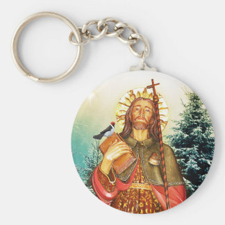 St. Rocco - San Rocco -  St. Roch Keychain