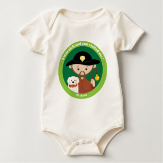 St. Roch Baby Bodysuit