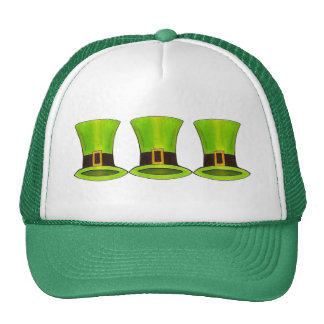 St. Saint Patrick's Day Green Leprechaun Hats Hat