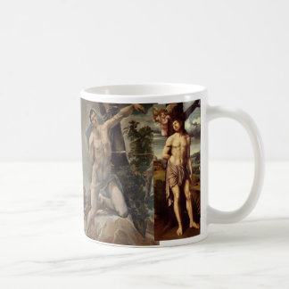 St. Sebastian Coffee Mug
