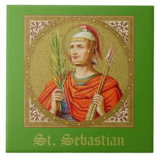 St. Sebastian (SNV 24) Tile 3