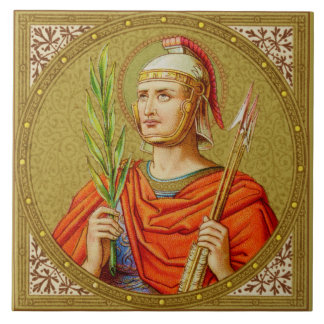 St. Sebastian (SNV 24) Tile 4