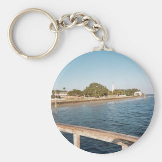 St. Simons Island Lighthouse Keychain