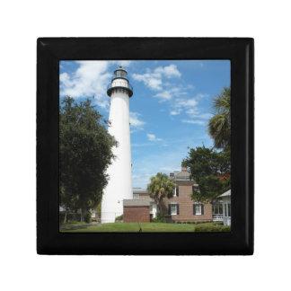 St. Simons Lighthouse Gift Box