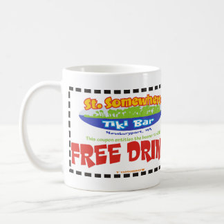 St. Somewhere DRINK COUPON Mug