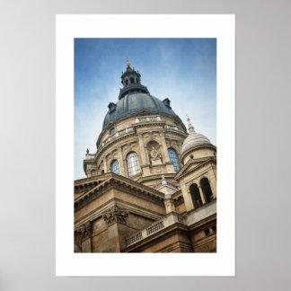 St. Stephen Basilica, Budapest Poster