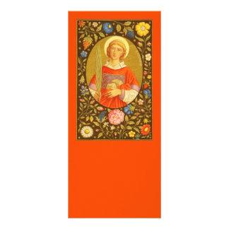 St. Stephen the ProtoMartyr (PM 08) Custom Blank Full Color Rack Card