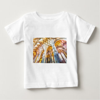 St Stephens Cathedral Vienna Art Baby T-Shirt