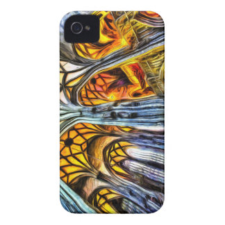 St Stephens Cathedral Vienna Art iPhone 4 Case