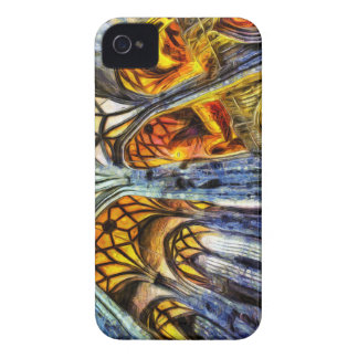 St Stephens Cathedral Vienna Art iPhone 4 Cover