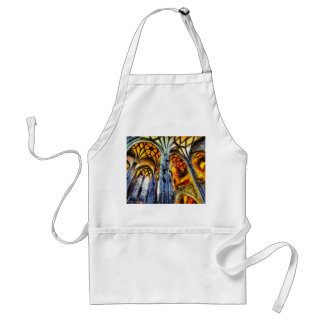 St Stephens Cathedral Vienna Art Standard Apron