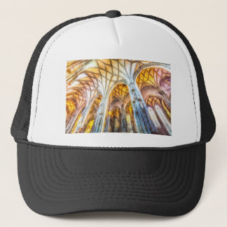 St Stephens Cathedral Vienna Art Trucker Hat
