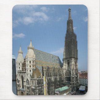 St. Stephen's Cathedral, Vienna Austria Mouse Pad