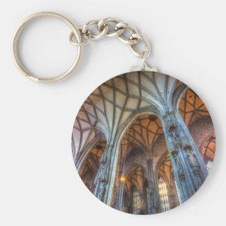 St Stephens Cathedral Vienna Keychain