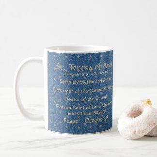 St. Teresa of Avila (SAU 28) Coffee Mug 1a