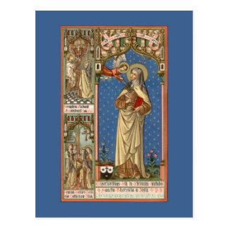 St. Teresa of Avila (SAU 28) Postcard