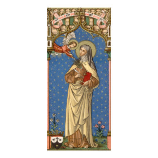 St. Teresa of Avila (SAU 28) Rack Card 1