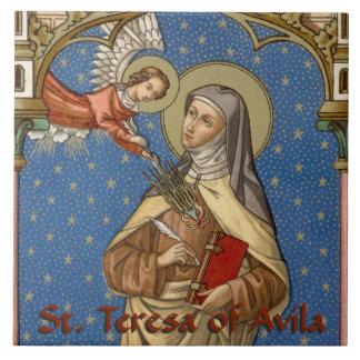 St. Teresa of Avila (SAU 28) Tile