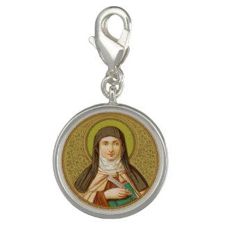 St. Teresa of Avila (SNV 27) Round Charm