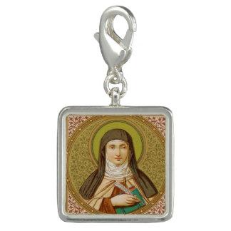 St. Teresa of Avila (SNV 27) Square Charm