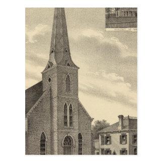 St. Theresa's Church, Nebraska Postcard