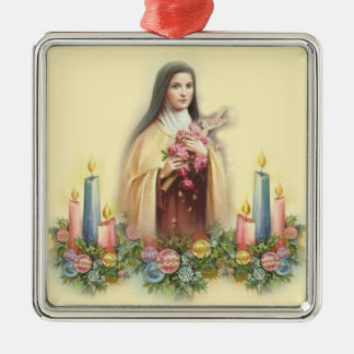 St. Therese Christmas Ornament