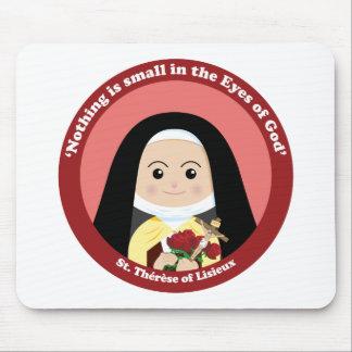 St. Thérèse of Lisieux Mousepads