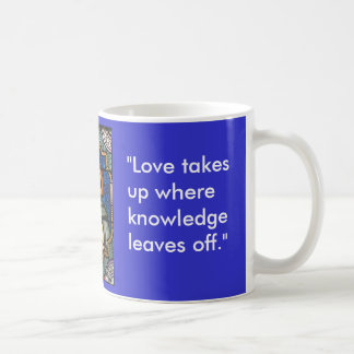 St. Thomas Aquinas Coffee Mug