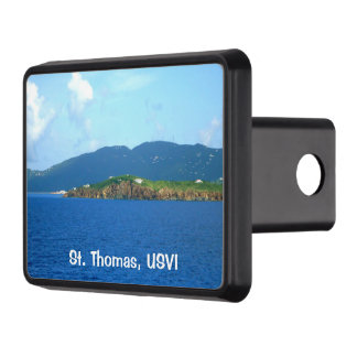 St. Thomas Arrival Tow Hitch Covers