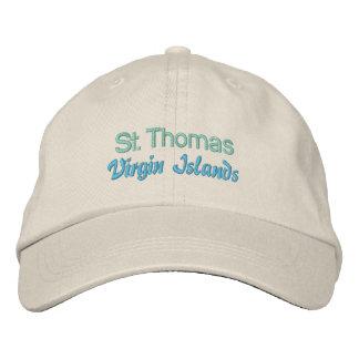 ST. THOMAS cap Baseball Cap