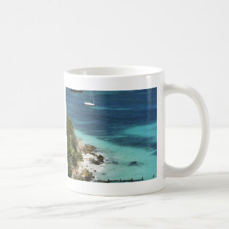 St. Thomas Classic White Coffee Mug