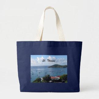St. Thomas Large Tote Bag