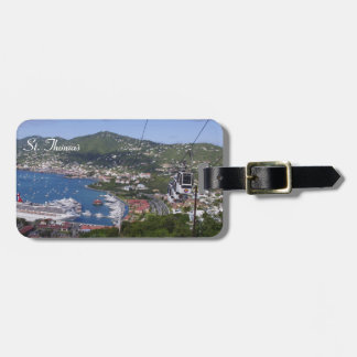St Thomas Luggage Tag
