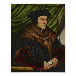 St.Thomas More Poster