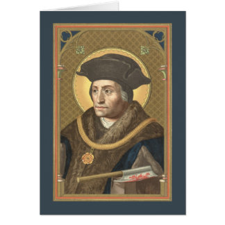 St. Thomas More (SAU 026) Card #1