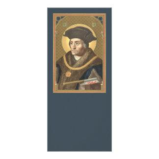 St. Thomas More (SAU 026) Custom Blank Rack Card Design