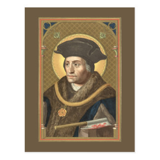 St. Thomas More (SAU 026) Postcard #1