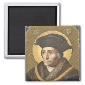 St. Thomas More (SAU 026) Square Magnet