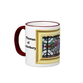 St Thomas of Canterbury Ringer Mug