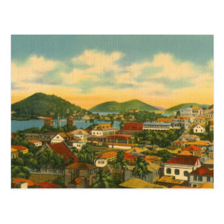 St Thomas Postcard