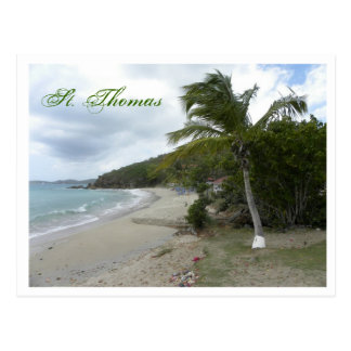 St. Thomas Postcard