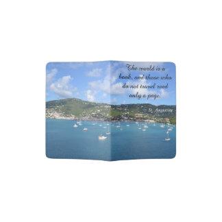 St. Thomas & St. Augustine Passport Holder