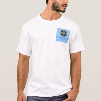 St Thomas TShirt - Blue version