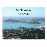 St. Thomas U.S.V.I. Postcard